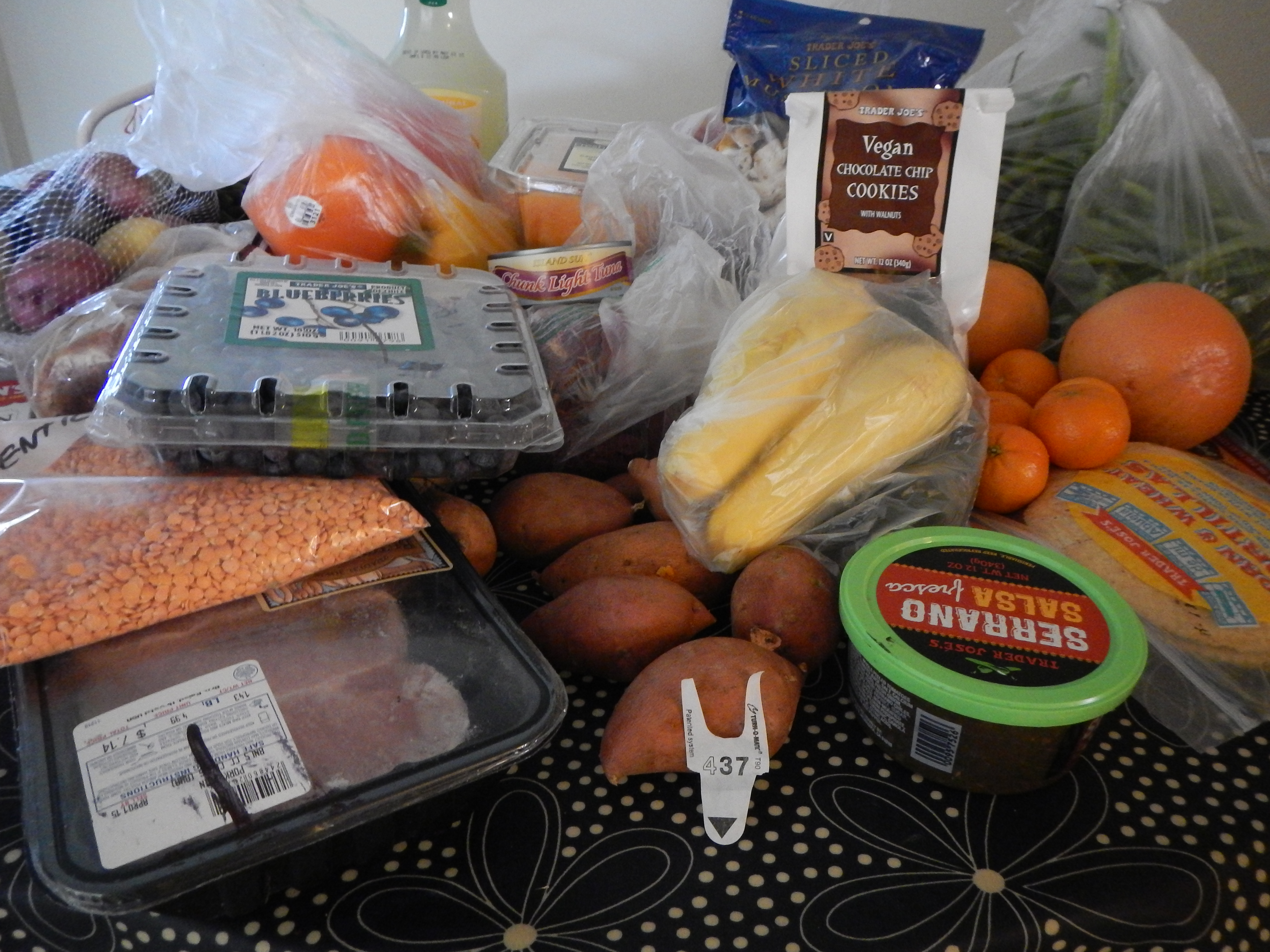 Food Bank Food