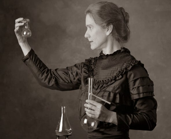 Image of Marie Curie