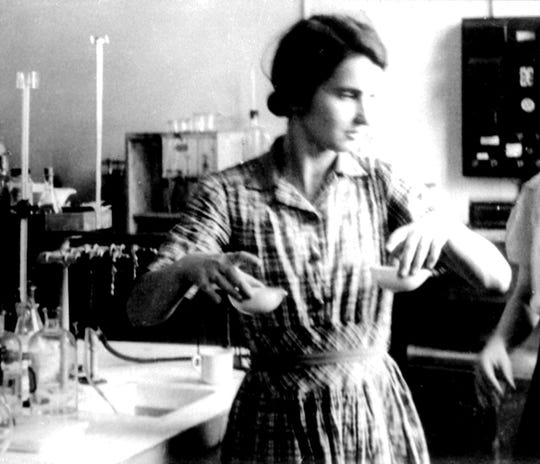 Image of Rosalind Franklin